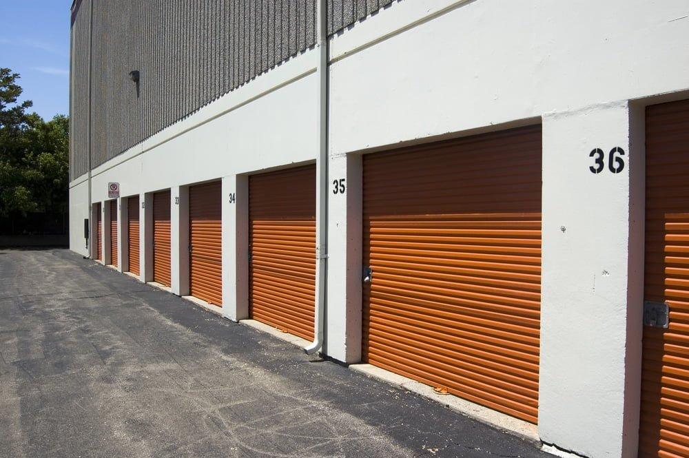 Warehouse Roll Up Door Repair