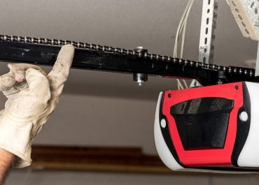 What's Wrong with Your Garage Door Track?