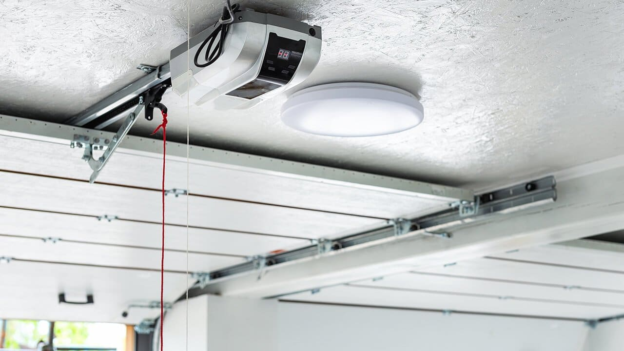 How to Improve Garage Door Security