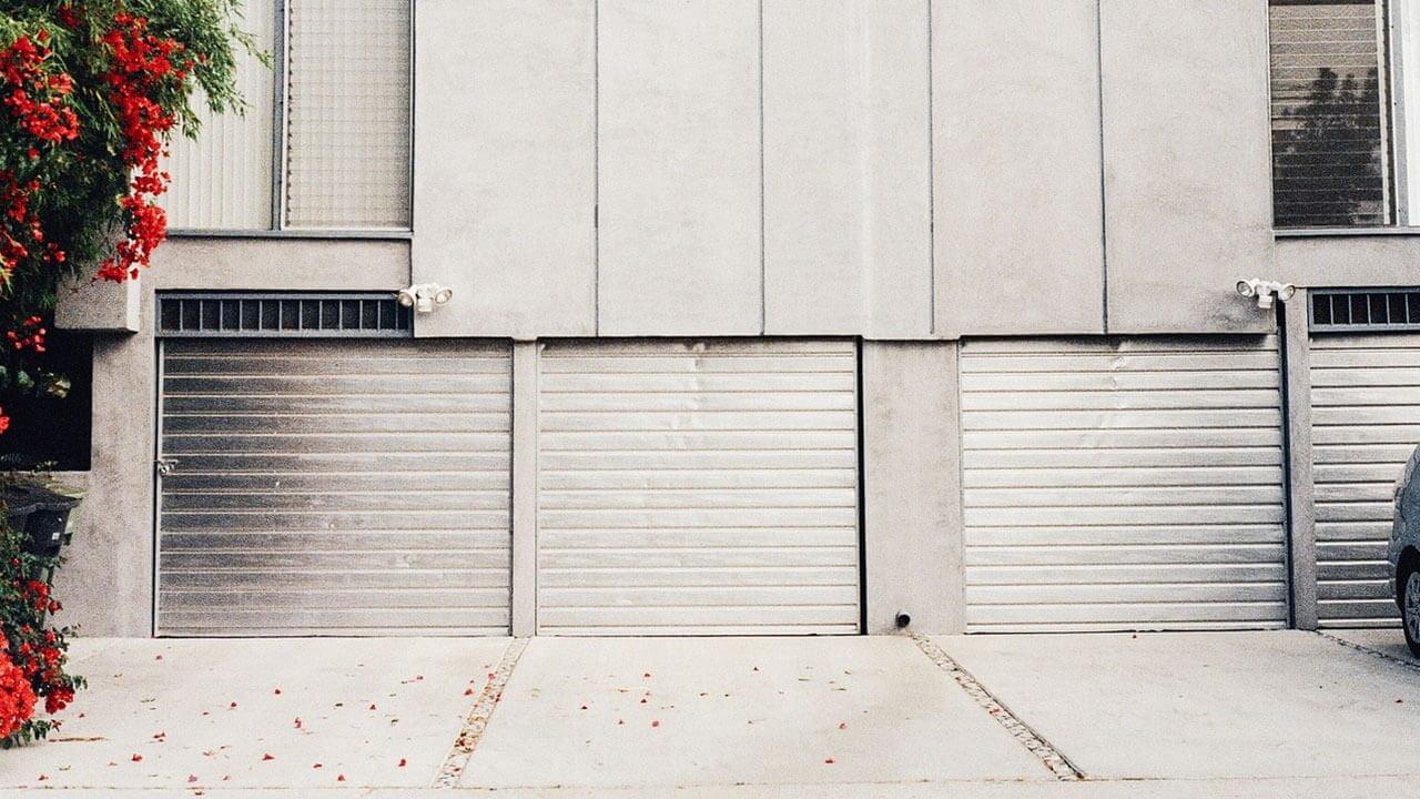 Garage Door Weatherstrip replacement