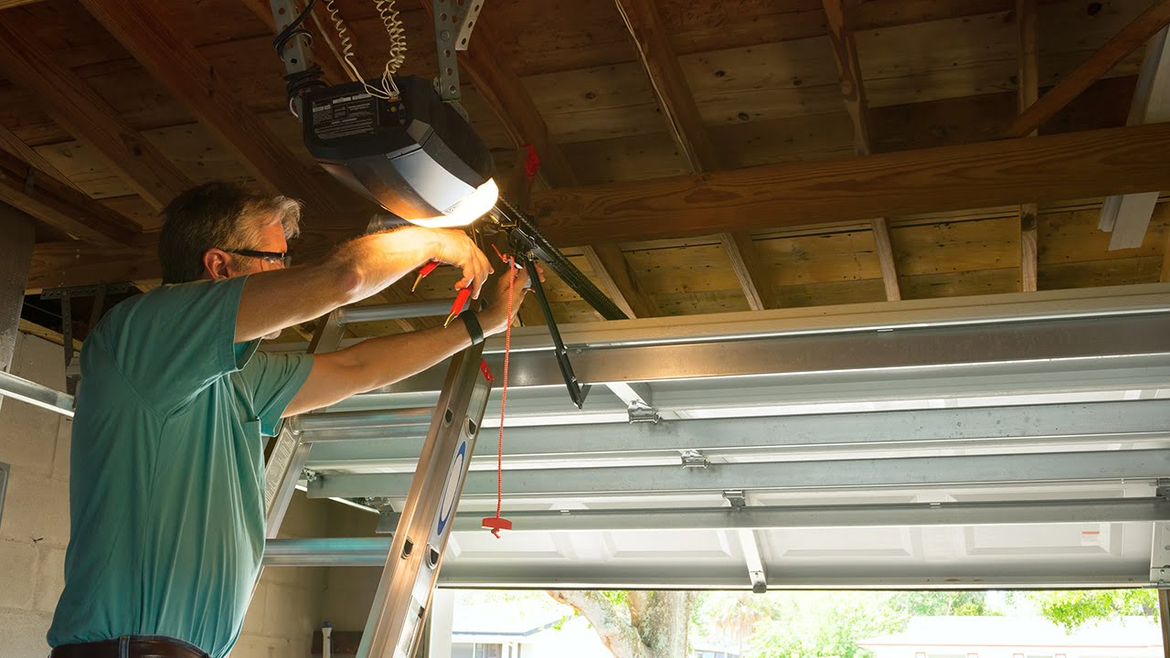 Steel Garage Door Repair Mississauga