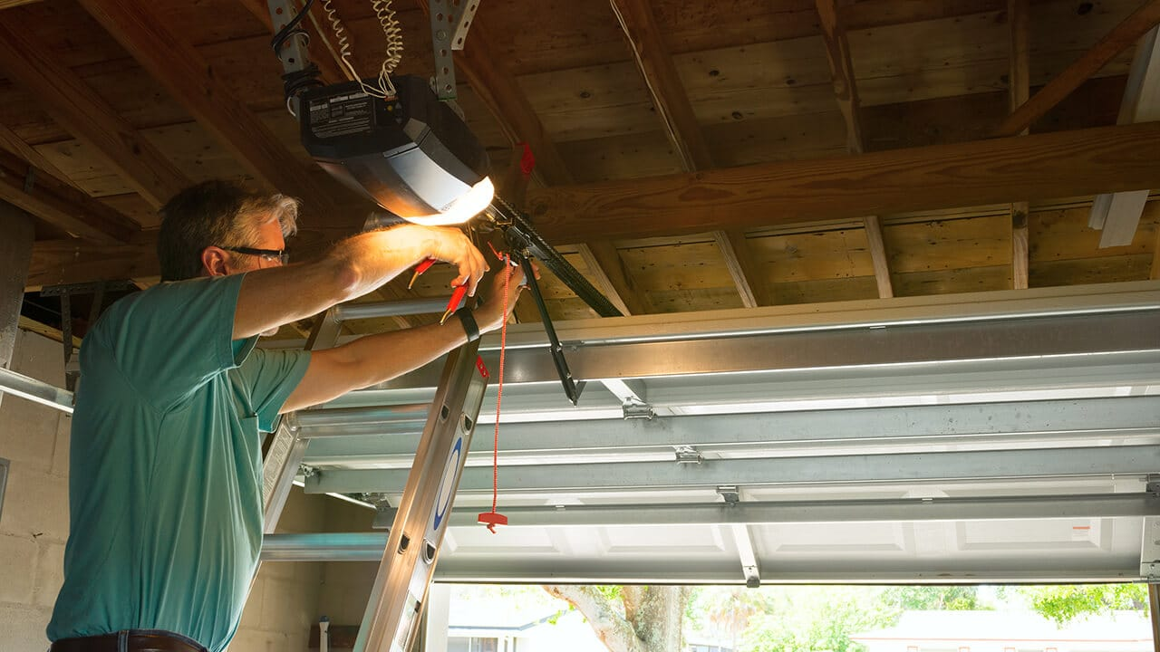 How To Clean Garage Door Tracks And Rollers
