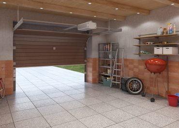 Break-In Entry Garage Door Repair Pickering