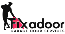Fixadoor garage door repair logo